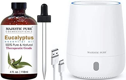 Top 10 Best majestic pure essential oil diffuser Reviews
