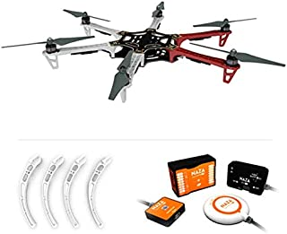 DJI Flame Wheel F550 ARF Kit V5 with Landing Gear + Naza-M V2 + GPS