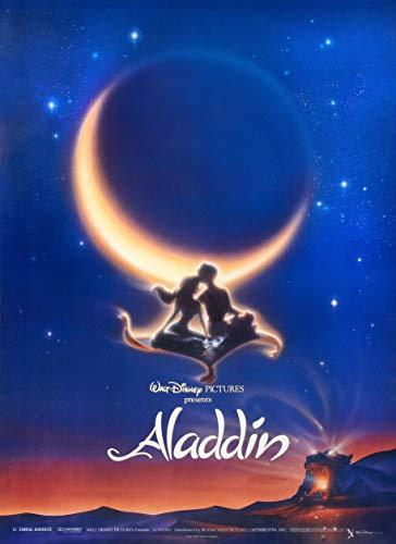 Tainsi Aladdin-Poster,12x18inches,30x46cm