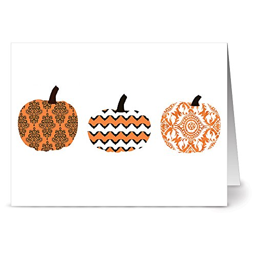 Note Card Cafe Halloween Cards with…