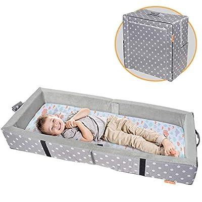Milliard niño portátil paragolpes cama - se pliega para viajar