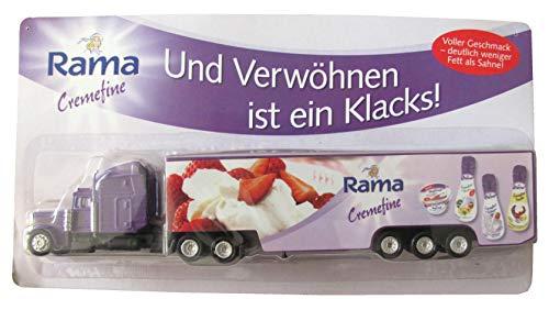 Rama Nr. - Cremefine - Und Verwöhnen ist EIN Klacks - Peterbilt - US Sattelzug