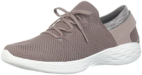 Tênis You Spirit, Skechers, Feminino, Malva, 37