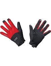 GORE C5 handschoenen GORE-TEX INFINIUM, 7, zwart/rood