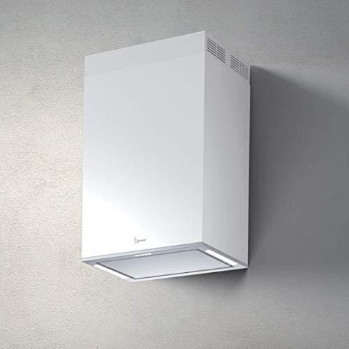 Baraldi - Campana extractora de pared Ginza, 60 cm, color blanco