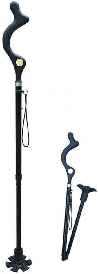 LIMEI-ZEN Medical Walking New Free Shipping Alternative dealer Cane Height 10 Adjustment