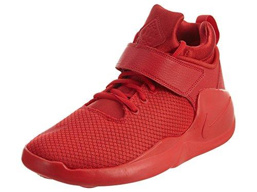 Nike Nike Herren Kwazi (GS) Basketballschuhe, Rot (Action Red), 37.5 EU