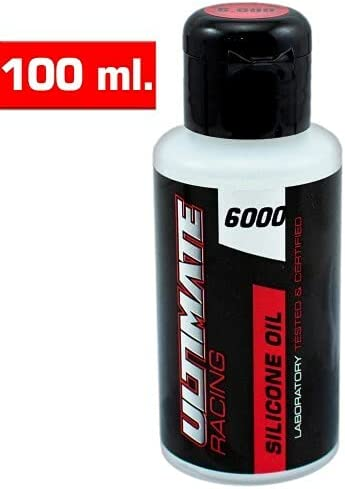 ULTIMATE RACING Diff Oil 6000 CST 100ml (3.38OZ)