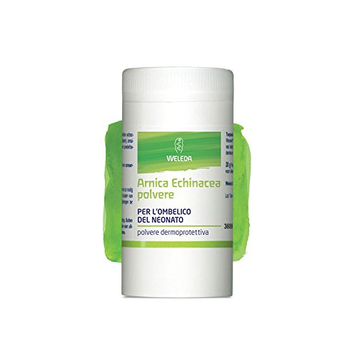Weleda Integratore Alimentare Arnica Echinacea Polvere, Multicolore