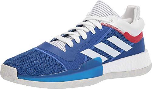 adidas Herren Festzelt Boost Low, Blau (Collegiate Royal/Kristall Weiß/Blau), 40 EU