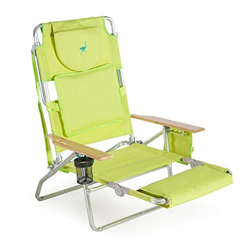 Ostrich Deluxe Padded 3-in-1 Chair, Green
