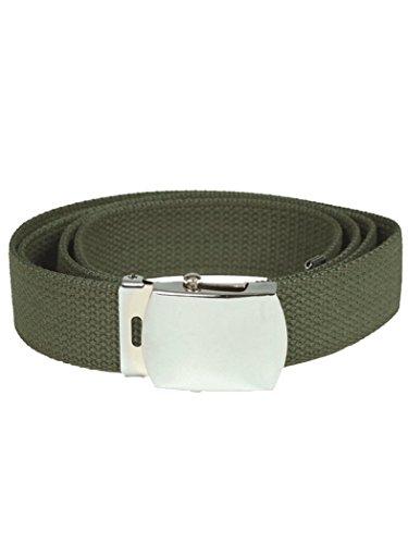 U.S. Pantalon ceinture Olive