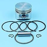 Kit de anillo de pistón de 35 mm compatible con Honda GX25 GX25N GX25NT GX 25CC FG110 HHT25S UMC425 WX10 Motor Motor Desbrozadora Recortadora Parte