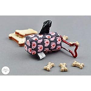 Hundekotbeutelspender – Der rosa Elefant