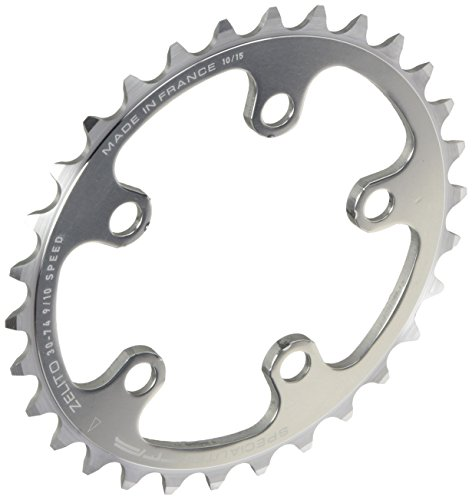 Specialites TA kettingblad Zelito 30/74 binnen 3-voudig zilver fiets tandwiel