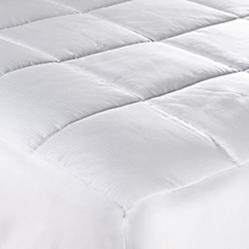 At Home Blooming Level 3 Twin My Mattress PAD White