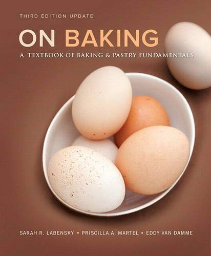 On Baking (Update) Plus MyLab Culinary with Pearson eText -- Access Card Package