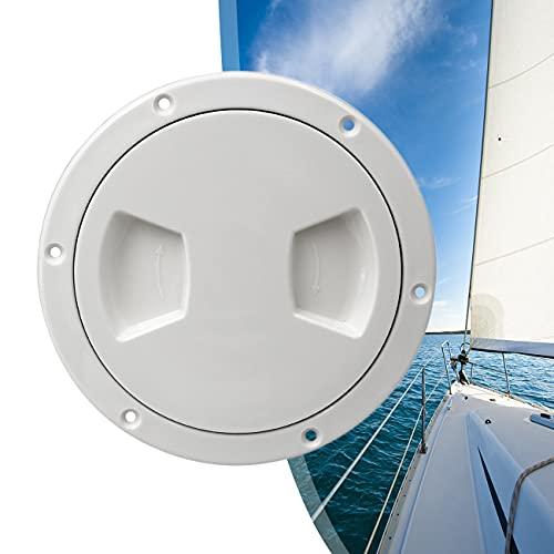 ZhiLianZhao Revisionsdeckel, Antialterung Versiegelt Lukendeckel für Yachten, mit Antioxidans Und Korrosionsschutz, für Yachten, Schiffe, Wohnmobile
