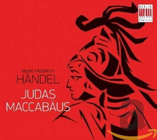 Rundfunkchor & Sinf Orch Berlin - Judas Maccabaus