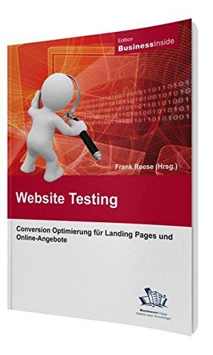 Website-Testing: Conversion Optimierung für Landing Pages und Online-Angebote