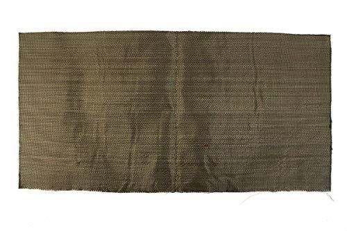 V-MAXZONE M-9965 - Barrera de titanio (0,6 mm, 0,3 x 0,6 m)