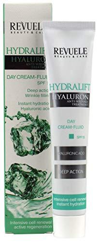 revuele hydralift día líquido crema de cuidado Facial