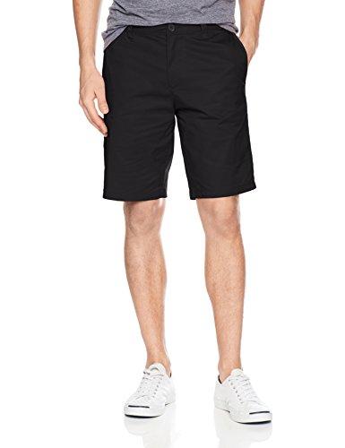 Armani Exchange Stretch Twill Cotton Bermuda Pantalones Cortos, Negro (Black 1200), W36/L32 (Talla del Fabricante: 36) para Hombre