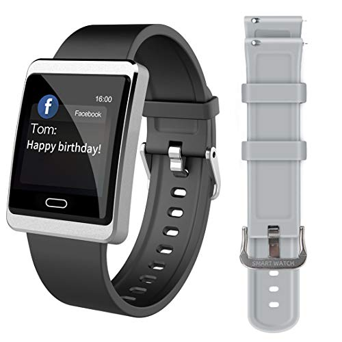 maxtop Smart Watch for Android Phones - iOS Phones, Full...