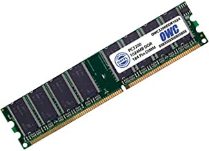 OWC / Other World Computing 1GB 400MHz 184-Pin DIMM DDR (PC-3200) Memory Upgrade Module for PowerBook G4, iBook G4, iMac G4 and PC Desktop