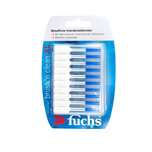 Fuchs Brush n Clean XL Interdentalbürsten 20 Stück