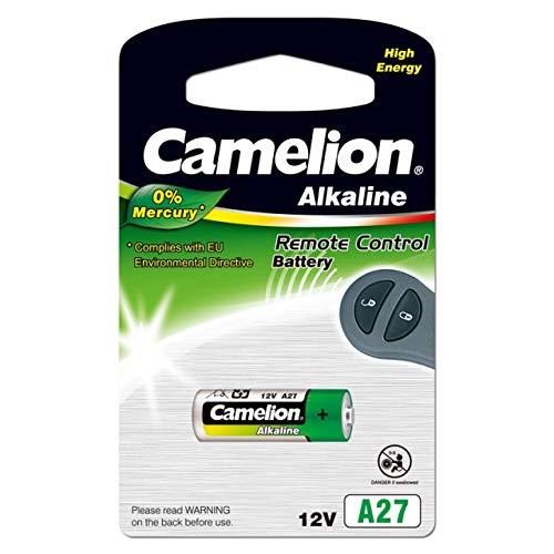1 pile Camelion LR27A, 12V, Alkaline [ Piles spéciales ]