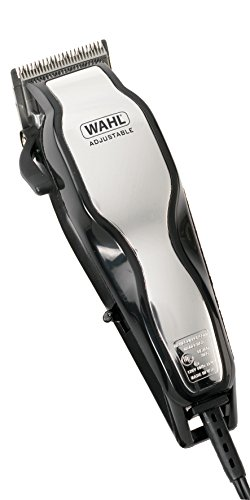 Wahl Hair Clippers for Men, Chrome Pro Head Shaver Men's Hair Clippers, Corded
