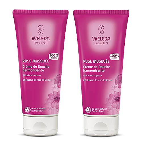 Wild Rose Creamy Body Wash - 200ml