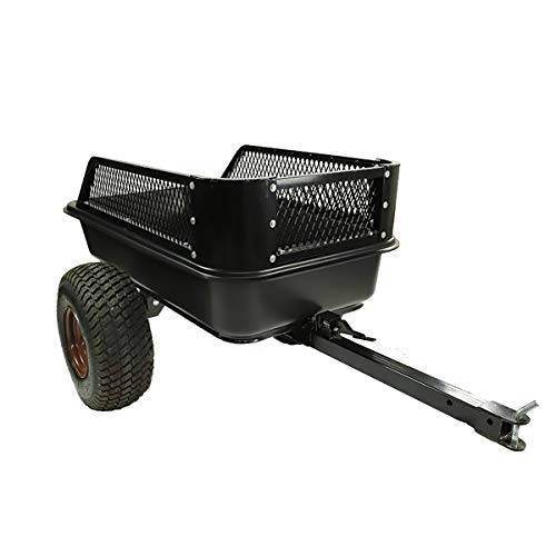 MotoAlliance Impact ATV/UTV Heavy Duty Utility Cart and Cargo Trailer