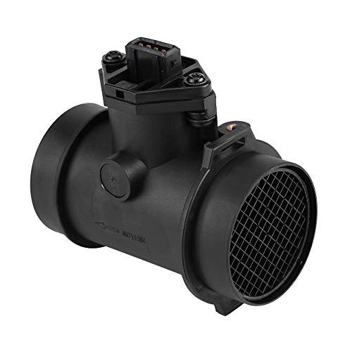 Duokon Car MAF Sensor, Luftmassenmesser Sensor für 0280217105 0K01113210A 0K01113210B, Schwarz