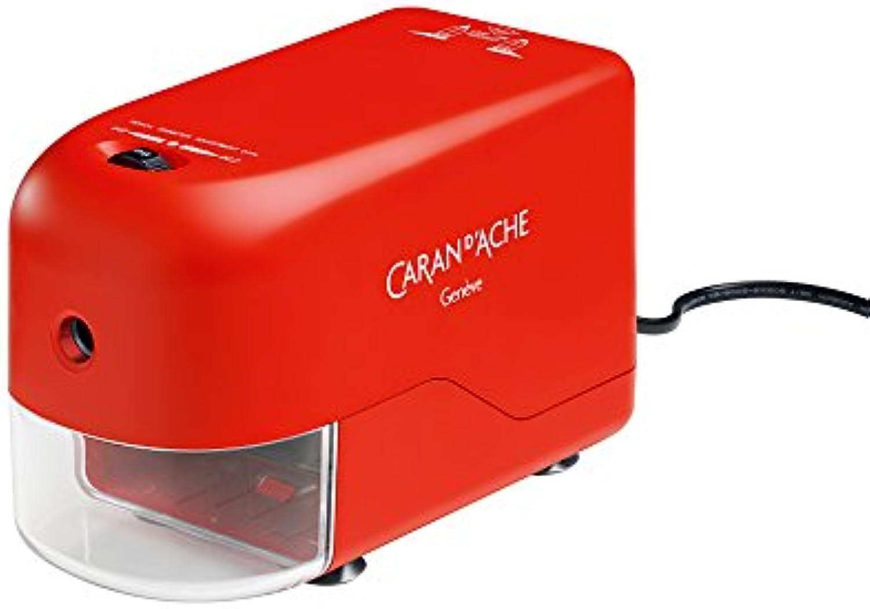 Caran d´Ache d´Ache d´Ache Anspitzer elektrisch rot B0728298MQ    | Förderung  fdbb81
