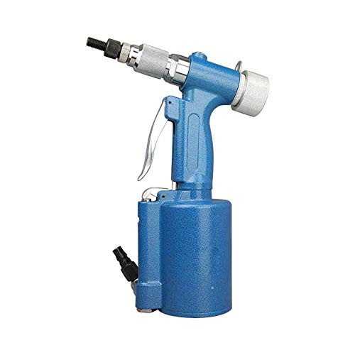 Semi-Automatic Pneumatic Riveting Nut Gun, Pneumatic Drawing Machine Stainless Steel Rivet Machine for M4/M5/M6/M8/M10