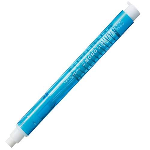 トンボ鉛筆 ホルダー消しゴム モノスティック ブルー JCC-121B