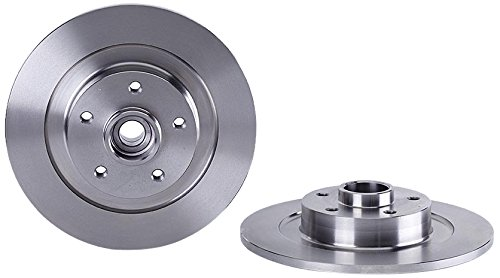 Bremsscheibe 1 Stück TRW DF6044BS