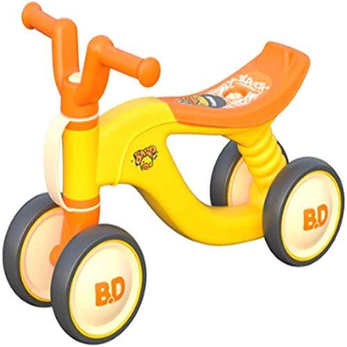 Pkfinrd Baby evenwicht fiets, peuter wandelaar, twisterAnti-Rollover Vouwen Walker voor Jongens en Meisjes 6-24 Maanden Peuter Baby Speelgoed