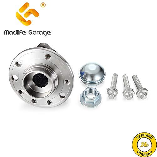 Madlife Garage 1603255 Radlagersatz Radnabe Radlager mit ABS Sensor Vorderachse Signum Vectra C