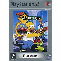 The Simpsons Hit & Run -Platinum-