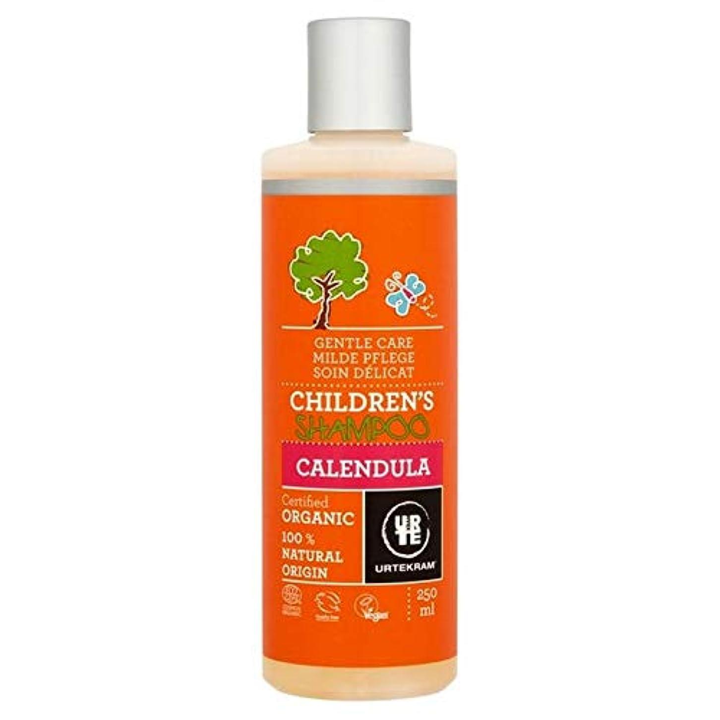 ユニークな問い合わせ元気[Urtekram] Urtekram子供のシャンプーキンセンカ香りなしの250ミリリットル - Urtekram Children's Shampoo Calendula No Fragrance 250ml [並行輸入品]
