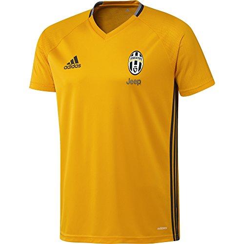 Juventus Fc maglia allenamento gialla 2016/17 Adidas (size S)