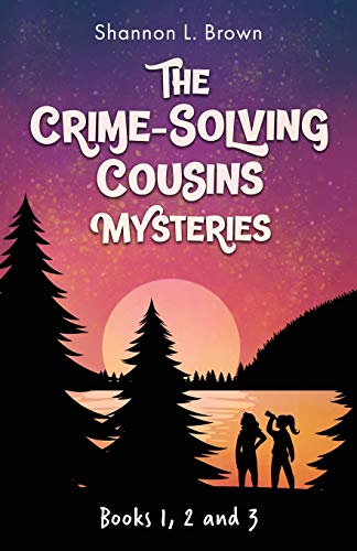 Compare Textbook Prices for The Crime-Solving Cousins Mysteries Bundle: The Feather Chase, The Treasure Key, The Chocolate Spy: Books 1, 2 and 3  ISBN 9781945527333 by Brown, Shannon L.