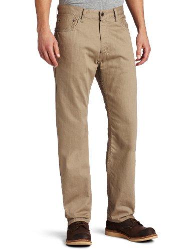 Levi's Men's 505 Regular Fit Jeans, Timberwolf-Twill, 29W x 30L