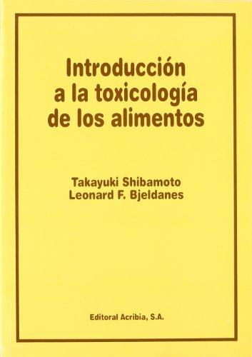 Introducción a la toxicología de los alimentos