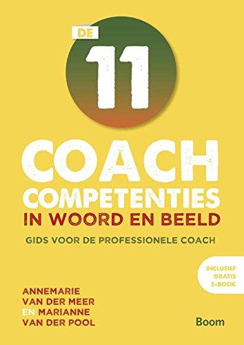 De 11 coachcompetenties in woord en beeld: gids voor de professionele coach