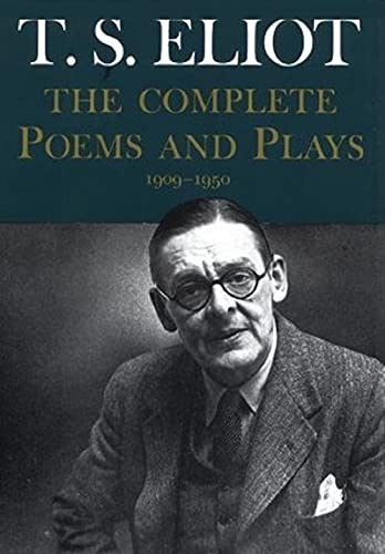 The Complete Poems and Plays, 1909-1950 (English Edition)