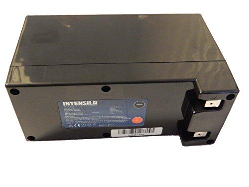 INTENSILO Li-Ion batería 9000mAh (25.2V) para Robot Lizard S1,...